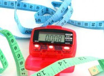 Réponse: b. marcher un kilomètre brûle 65 calories.