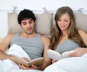 1. Détendez-vous avant d'aller au lit