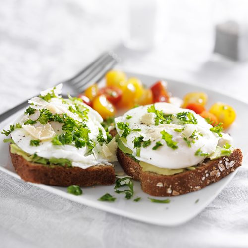 Faites un petit-déjeuner équilibré