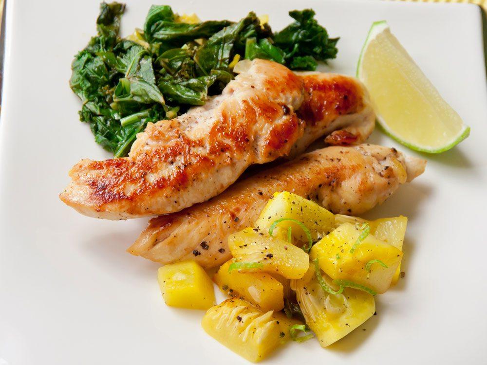 Royaume-Uni : réduisez vos portions