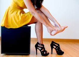 Problèmes de pieds: les meilleurs traitements