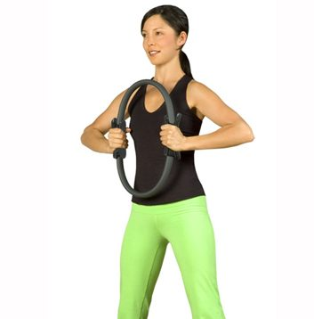 5. L'anneau Pilates de ZenZaction Athletics de 30 cm