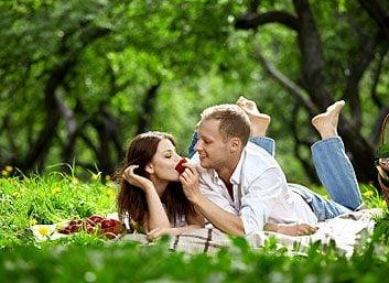 7. Pique-niquez en amoureux