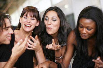 4. Passez du temps avec les copines