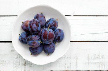 Les prunes protègent votre cœur.