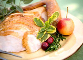 4. Ne décorez pas votre assiette.