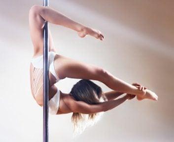 1. Pole dance