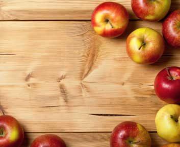 La pomme diminue votre cholestérol.