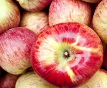 La pomme prévient les cataractes.
