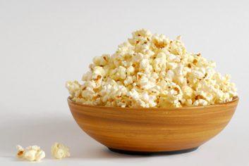 5. Maïs soufflé