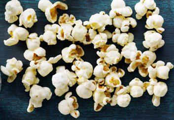 Maïs soufflé au cheddar blanc