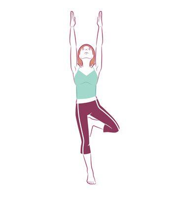 Le yoga pour l'équilibre
