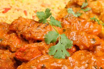 Les aliments à éviter au restaurant indien