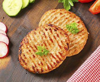 «Kiwi burgers» sans pain