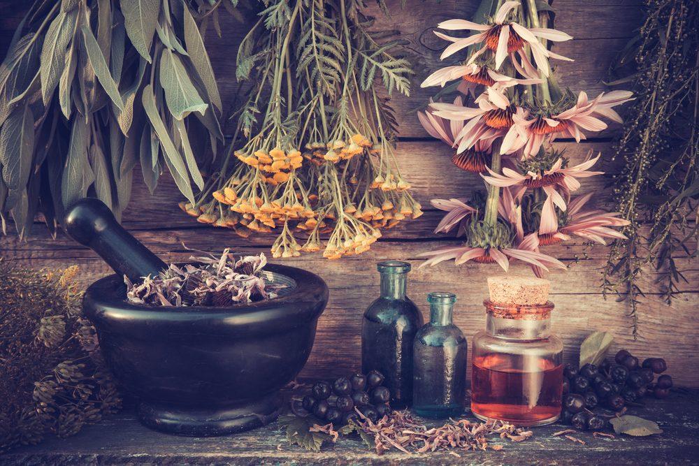 Les huiles essentielles peuvent nous soigner