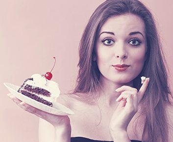 1. Prendre un dessert tous les jours