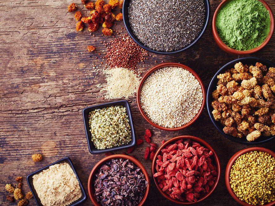 1. Combinez les protéines.