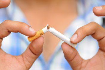 «J'ai besoin que tu cesses de fumer»