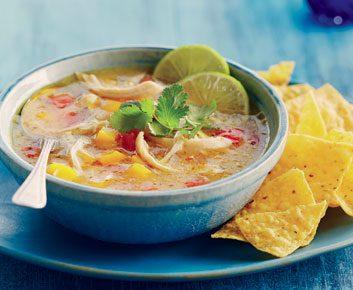 Soupa De lima (soupe à la lime)