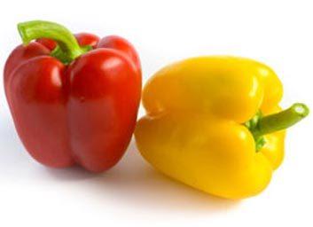 Les poivrons préviennent l'apparition d'arthrite.