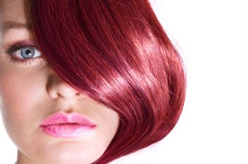 Produits pour cheveux colorés