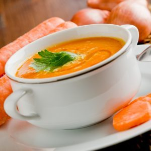 Recette santé: soupe détox aux carottes