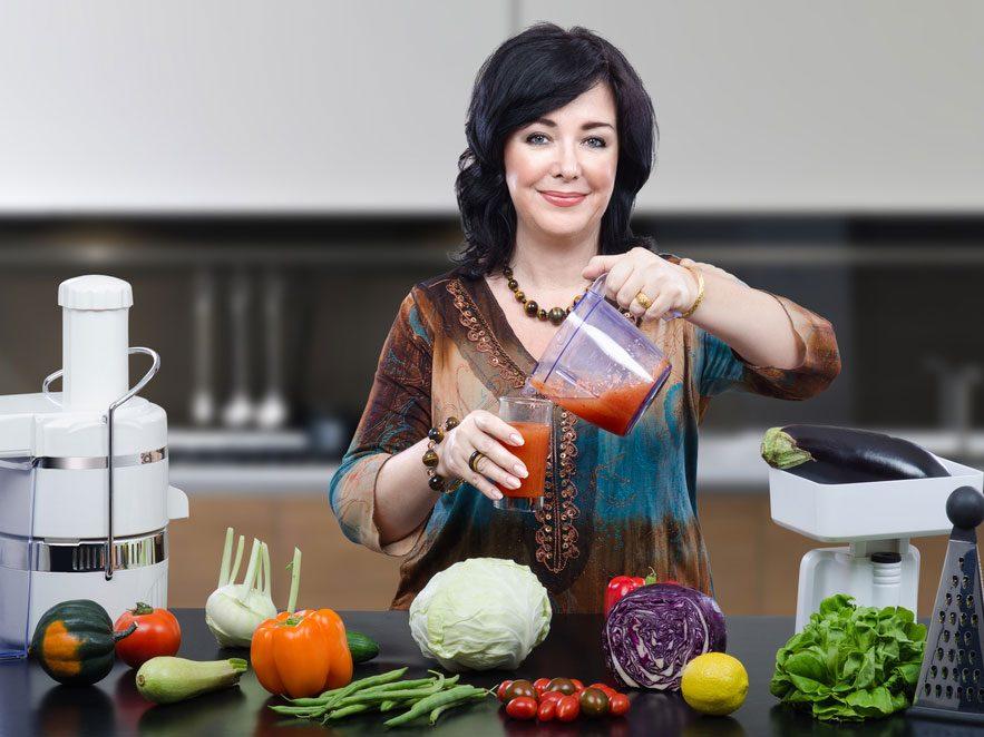 Conseils de régime d'une nutritionniste