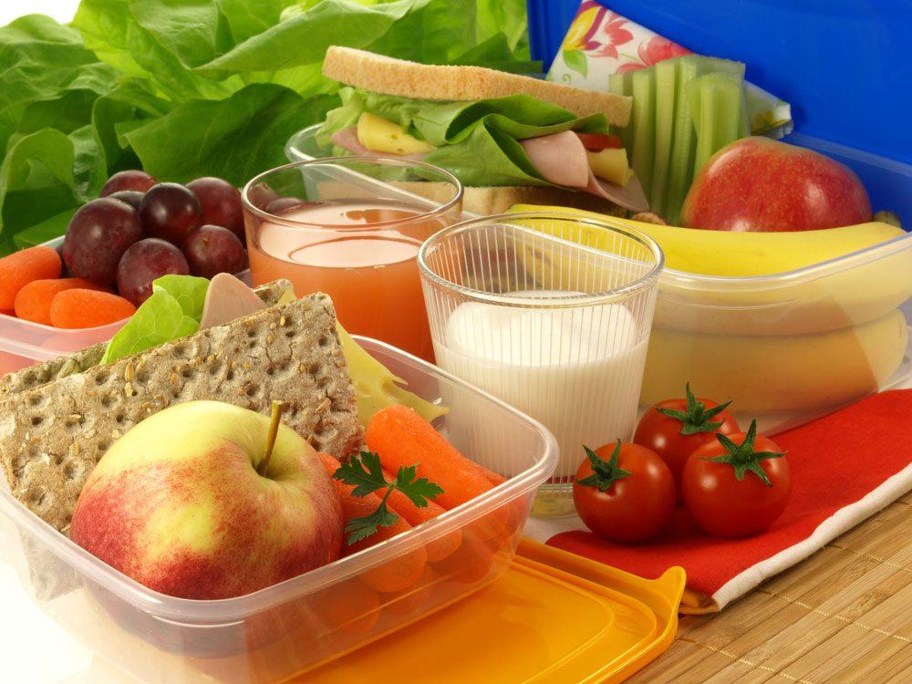 13. Prenez de petits repas