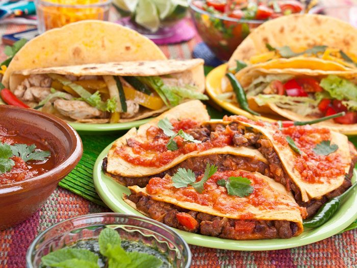 Mexique : dînez copieusement