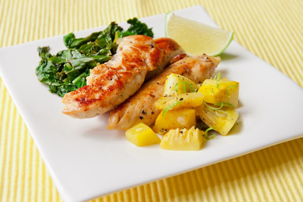 Réduisez la taille de vos portions principales