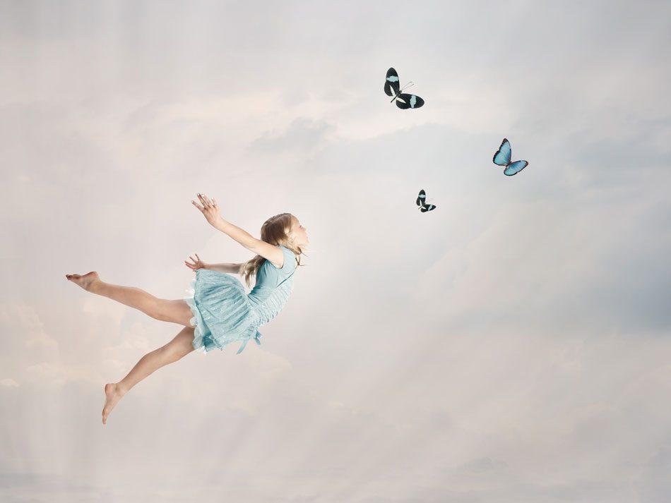 Rêver de voler