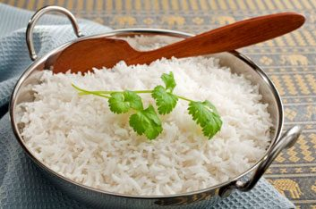 2. Que faites-vous du reste de riz cuit?
