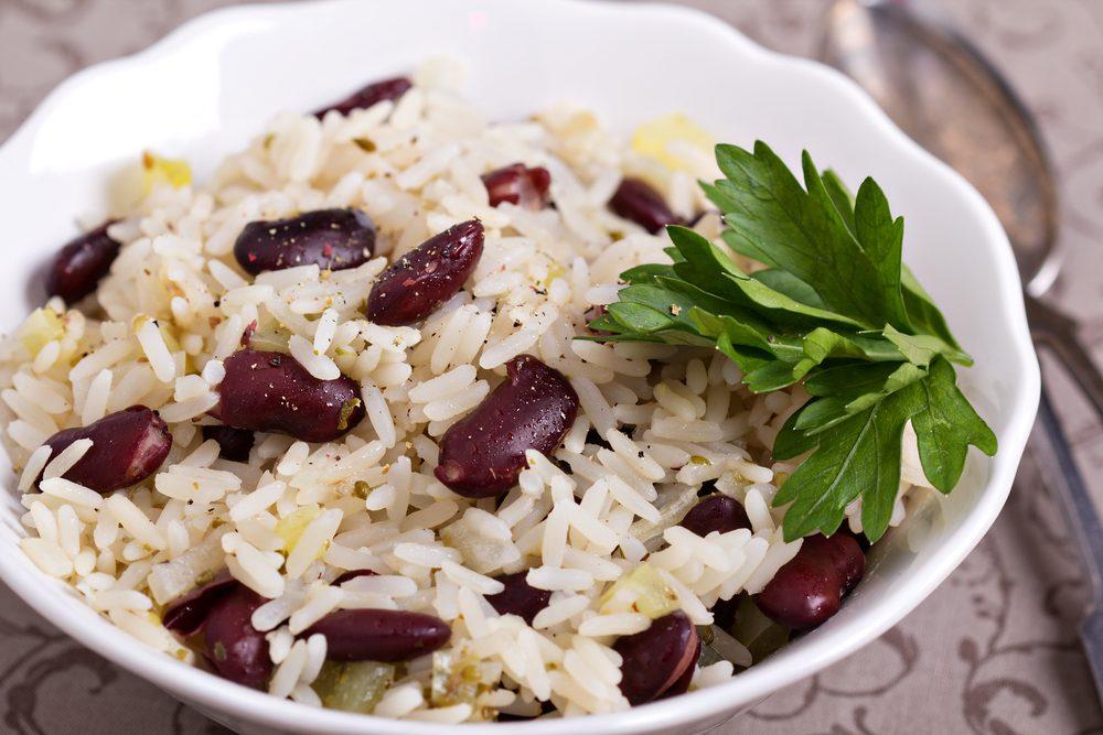 Brésil : prenez du riz et des haricots pour rester mince