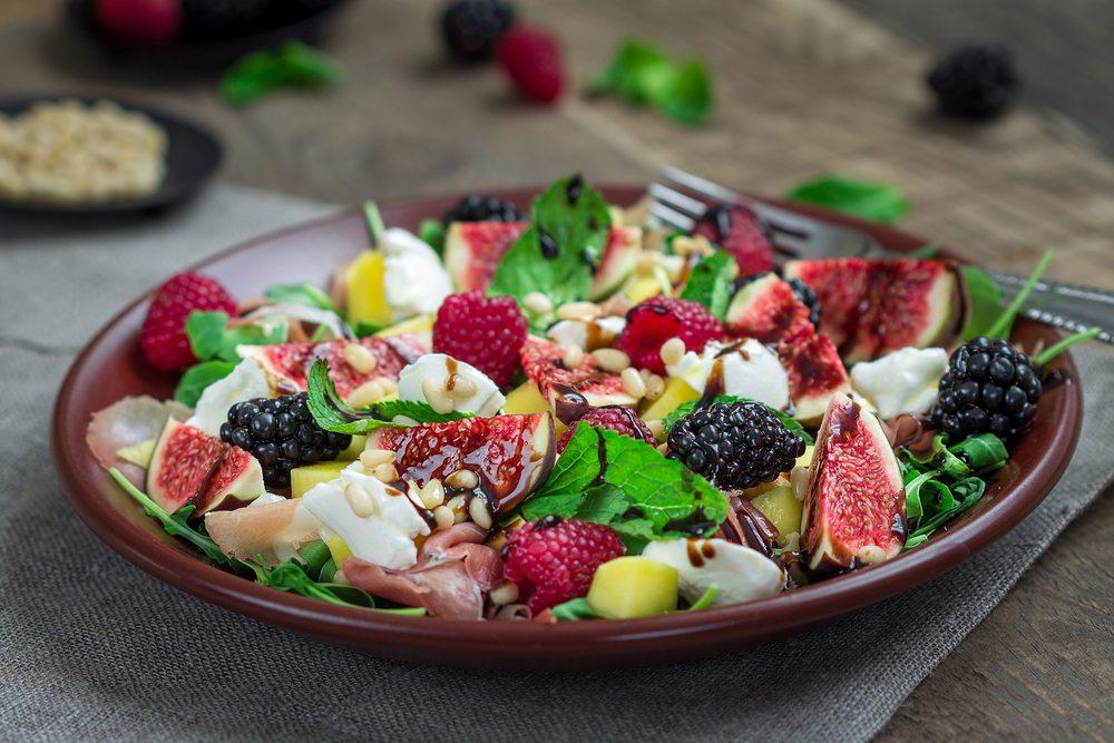 salades-fruits-legumes-maigrir-poids-sante