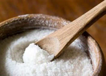 Diminuez le sel