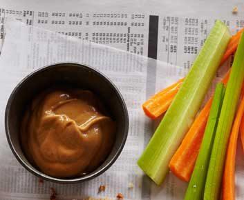 4. Sauce piquante à l'arachide