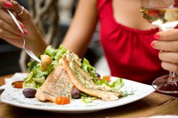1. Suivez un régime allégé contre le cholestérol