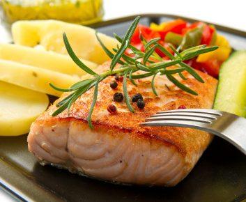 Les poissons gras