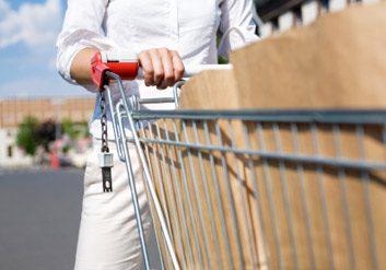 5. Restez vigilante quand vous faites vos courses