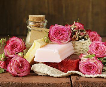 Recettes pour produits de beauté maison