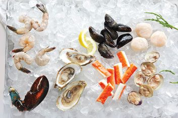 Gourmandises de la mer