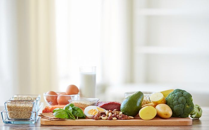 Les secrets d'une saine alimentation