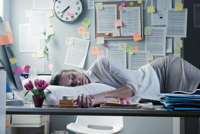La sieste et le monde des affaires