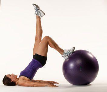 6. Élévation de la jambe
