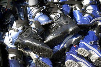2. Vérifiez vos bottes