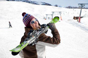 1. Le ski alpin