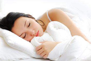 1. Dormez plus longtemps