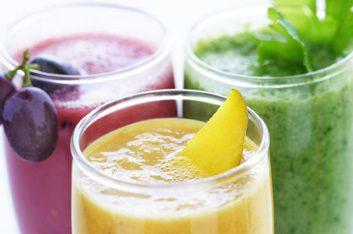 1. Ajoutez des fibres dans vos smoothies