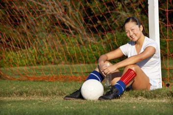 Jouez au soccer