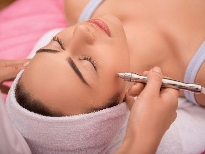 Des soins pour la peau sur mesure
